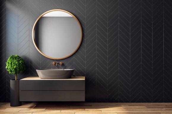 Pose de meubles de salle de bain à Dole