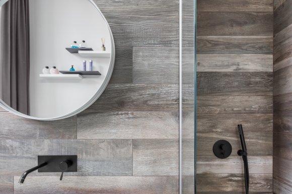 Réalisation salle de bain pour petite surface à Dole