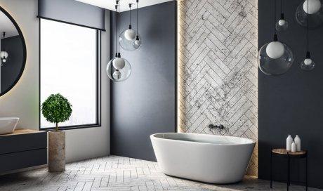 Rénovation de carrelage de salle de bain
