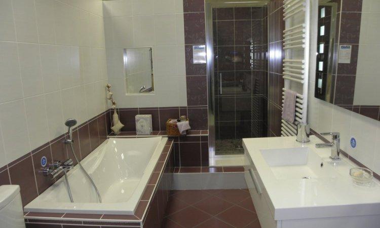 Salle de bain à Dole